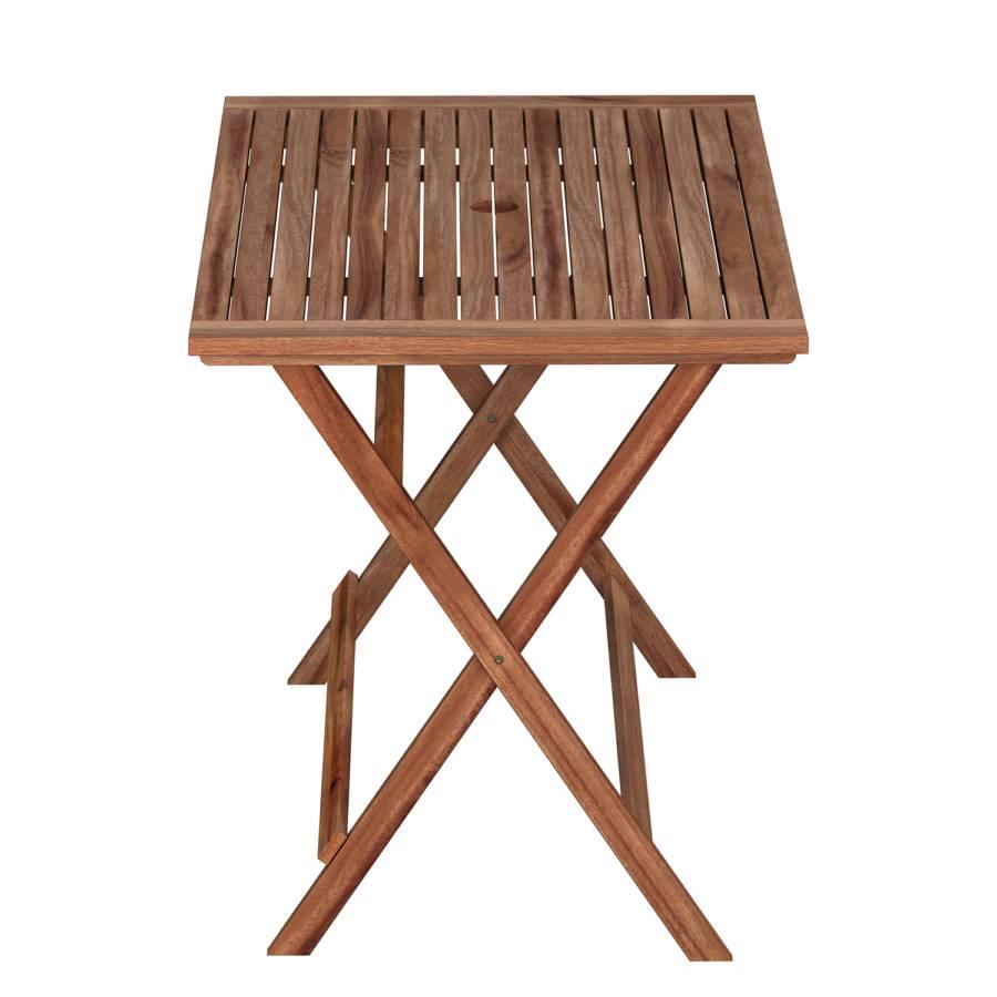 Table Pliante Acacia MassifMarron Mimo Pliante Table NPywO8nmv0