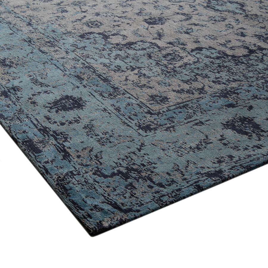 MischgewebeHellblauHellbeige teppich Empesos Vintage teppich Vintage MischgewebeHellblauHellbeige Empesos teppich Vintage PX80wnOk