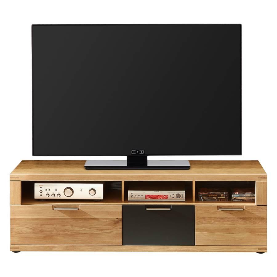 Wildeiche Macoun Teilmassiv Tv I lowboard N8nw0vm