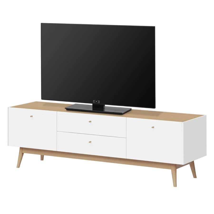 Tv I lowboard Monteo lowboard Monteo WeißEiche Tv UMGqzVSp