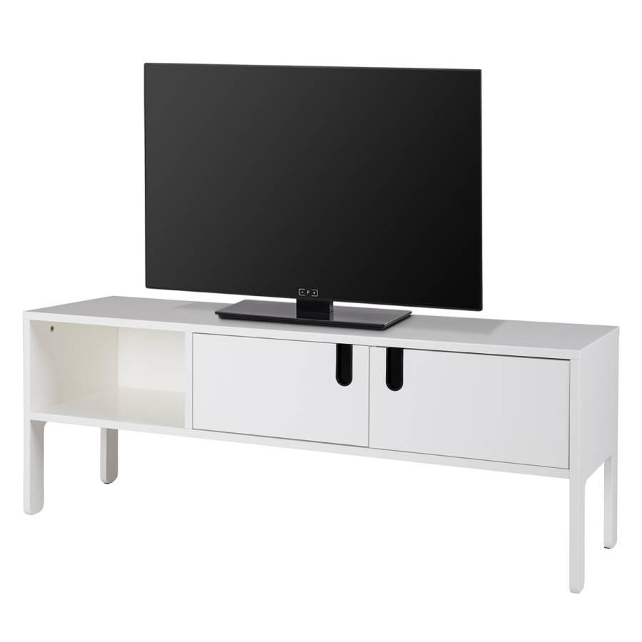 Uno Tv Tv lowboard Weiß lowboard f7Ibgyv6Y