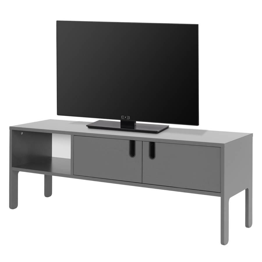 Tv Grau Tv lowboard Uno Tv Uno lowboard Grau Uno lowboard yNmP0Ov8wn