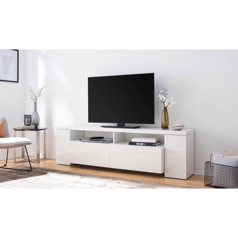 Meuble Lobia Tv Lobia Tv Meuble Meuble Tv Blanc Brillant Blanc Brillant dsBhotQxCr