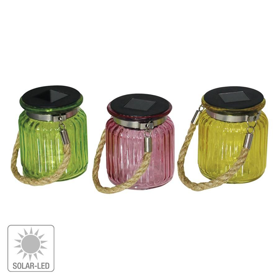 Lanternes Lanternes 3VerreMulticolore Solaires De Sirmionelot Lanternes Sirmionelot De 3VerreMulticolore Solaires FJlcK1