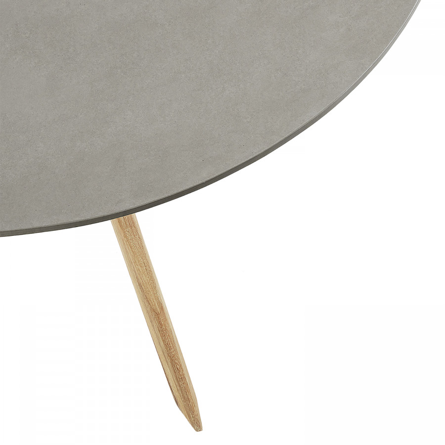 Juliette MassifCimentGris Table MassifCimentGris Table Juliette Eucalyptus Table Eucalyptus Juliette YbyIvfgm67