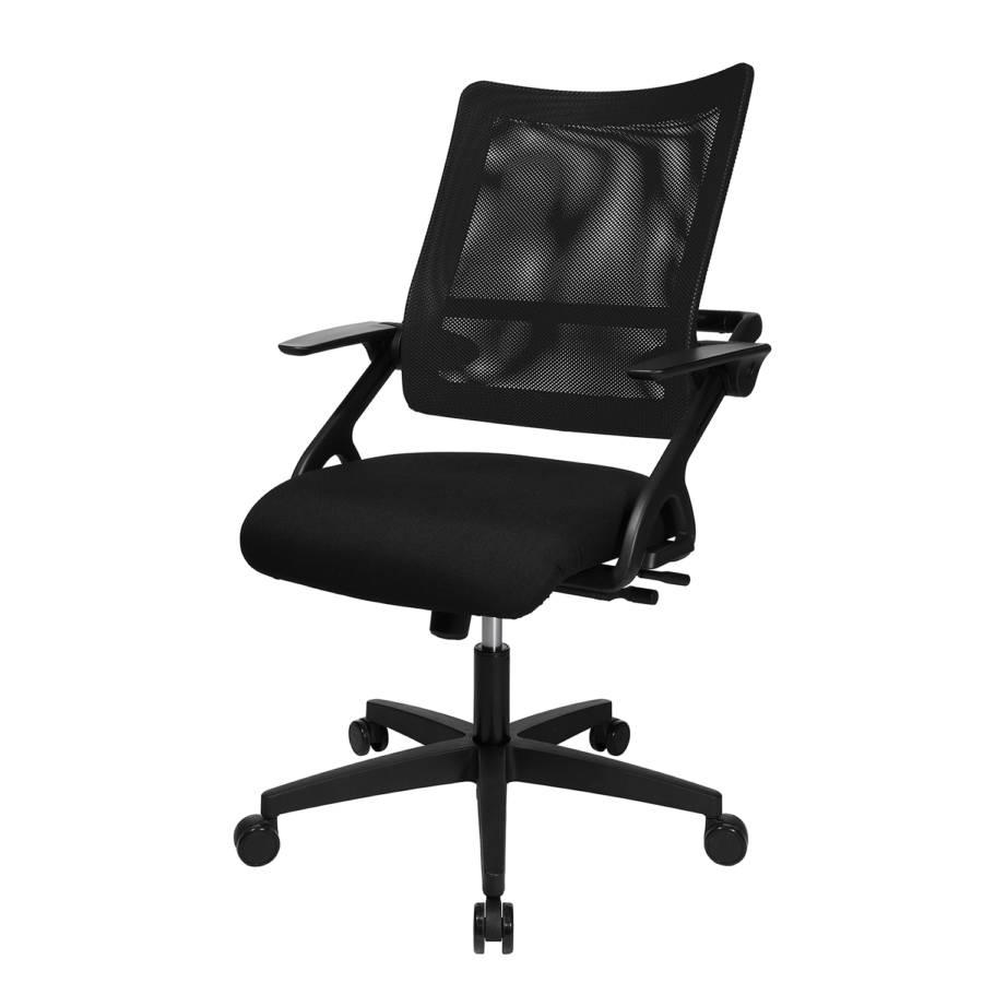 WebstoffSchwarz S'move WebstoffSchwarz S'move New Bürodrehstuhl Bürodrehstuhl New DYWHIE29