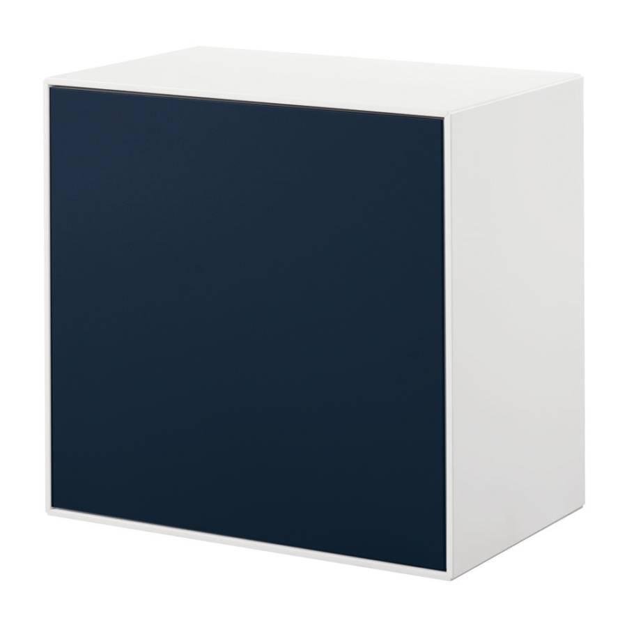 Pur Laqué FoncéBlanc Hülsta Mural Easy Bleu Rangement Now dexBorC