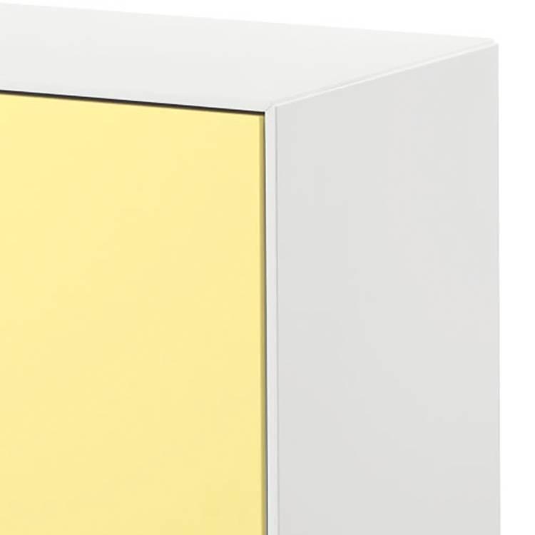 Hänge designbox VanillagelbLack Reinweiß Hülsta Easy Now nk0wO8P