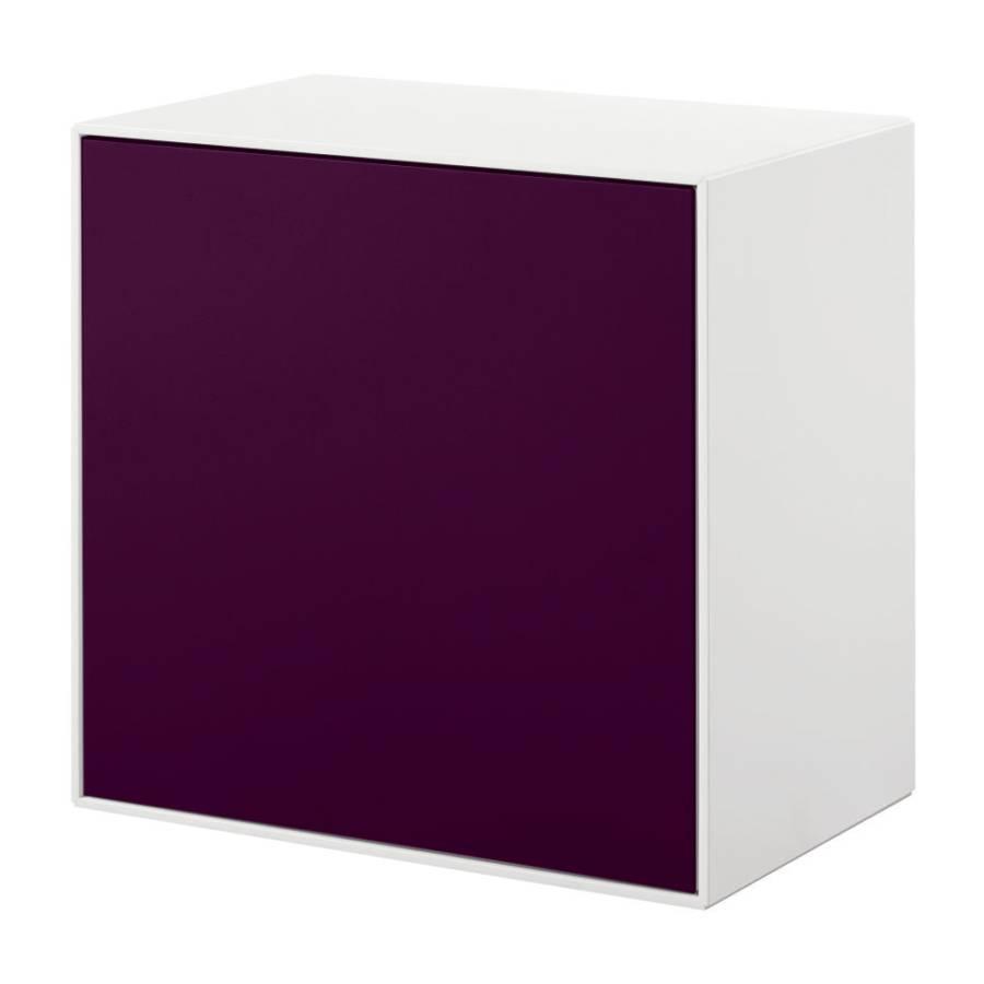 Now Pur Rangement Hülsta Mural VioletBlanc Easy Laqué E2IDYW9H