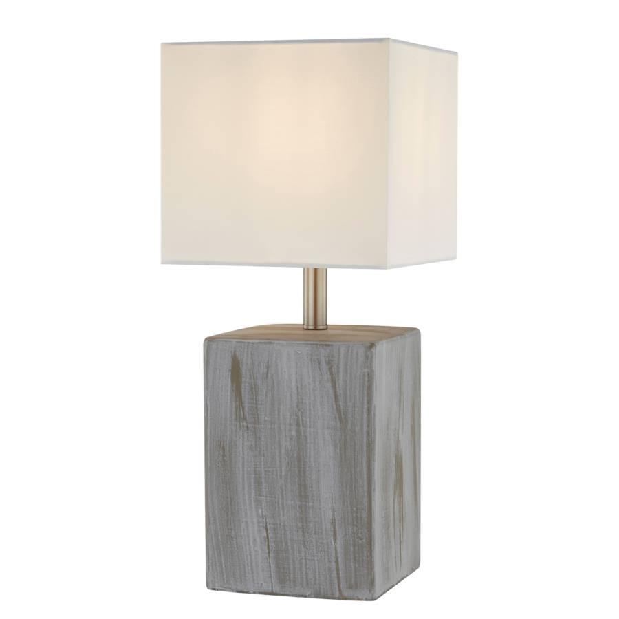 Lampe 17 Tissu Gris MélangéFer1 Blanc 35 Ampoule 16 Sea Cm 0OkwP8n