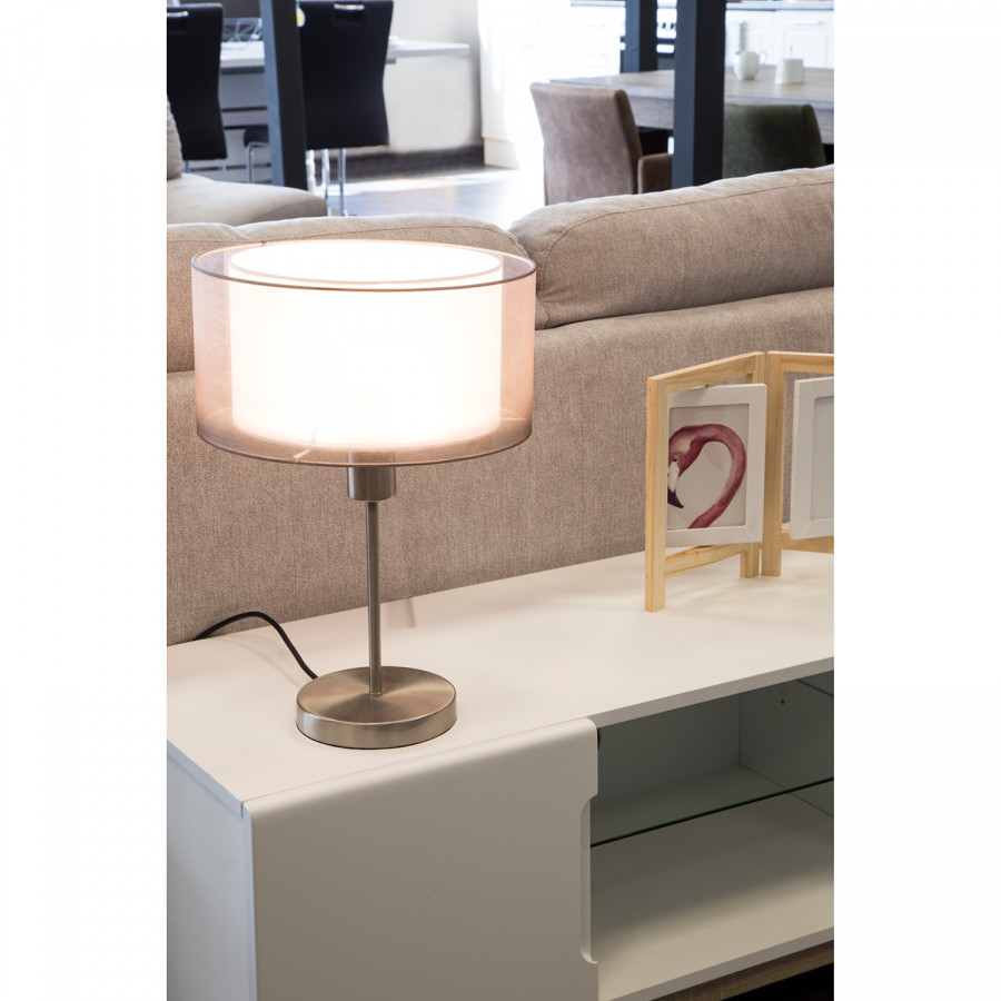 Tissu Lampe Lampe Ampoules Chloe MélangéFer3 Tissu MélangéFer3 Chloe f7gbyv6IY