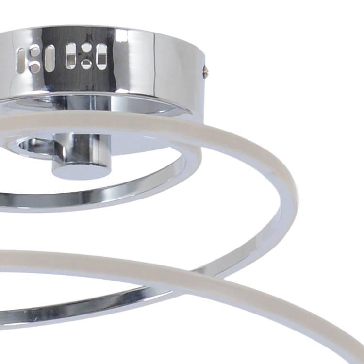 deckenleuchte I AcrylglasStahl1 flammig Loop Line Led pqzMSUV