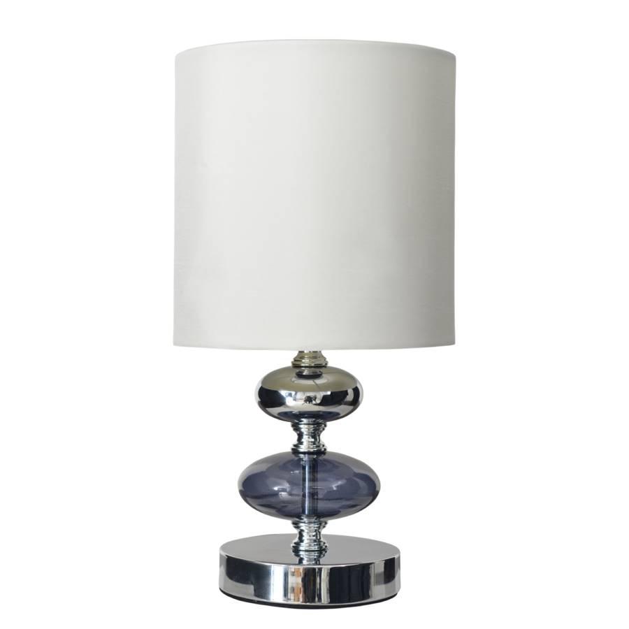 Lampe Tissu Ampoule John MélangéVerre1 Blanc JuK1FTlc3
