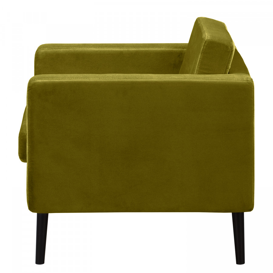 Fauteuil Croom Fauteuil VeloursJaune Croom Olive I I wOk8n0PX