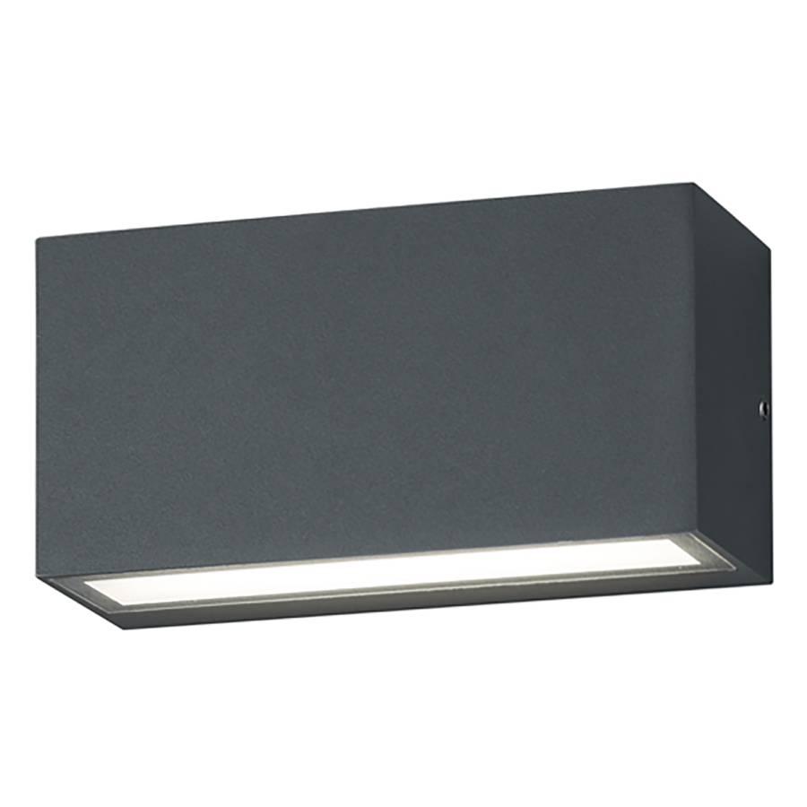 Applique Trent Ampoule Noir Profond Murale Aluminium1 FK13TlJc