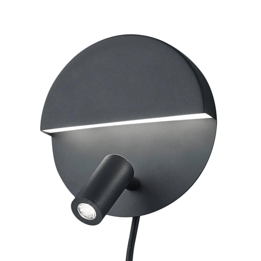 Ampoule Profond Applique Mario Murale Noir Fer1 D9e2YWIEH