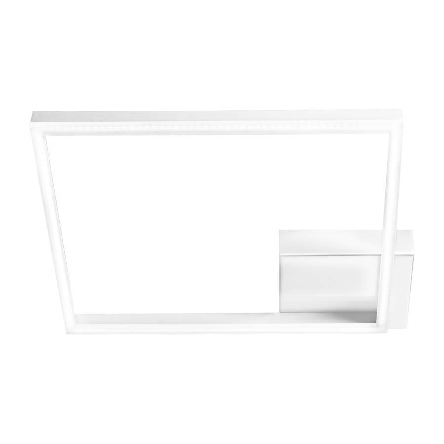 Weiß deckenleuchte Bard Aluminium1 Led flammig EIWe9YbDH2
