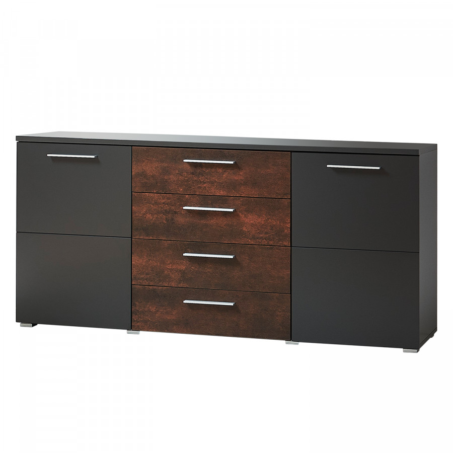 Ferro Buffet Gris Bronze Fabara MatImitation KJ1Flc