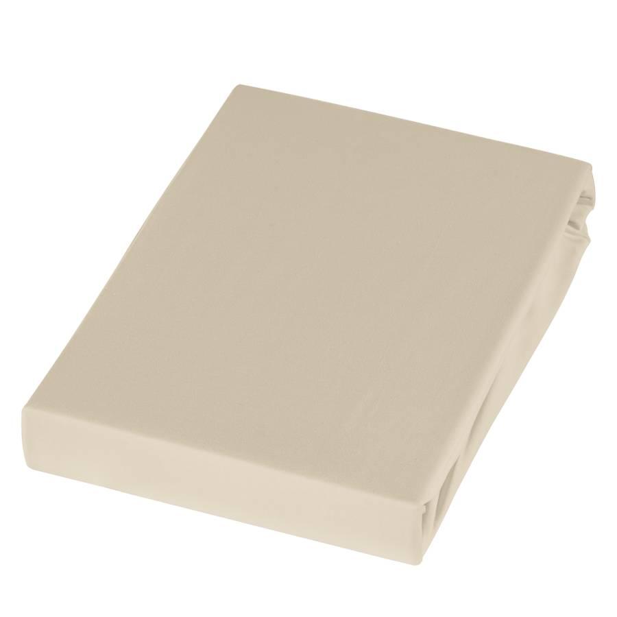 X Smood WebstoffBeige Cm Spannbettlaken 200 160 qcRALj435