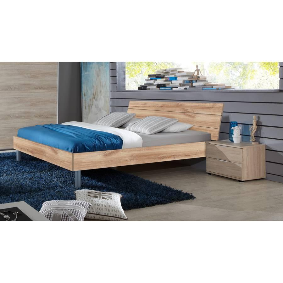 Easy X 200cm Imitation De Lit Chêne Beds Parqueté100 Cadre qpGMLSVjUz