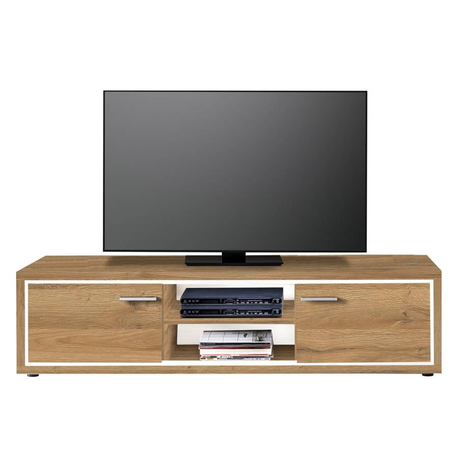 Hagby Ii Dekor lowboard Tv Eiche 7Y6bfgy