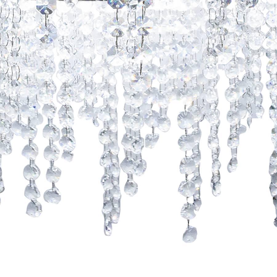 KristallglasStahl1 flammig Ii Led Antelao pendelleuchte Yv67fygb