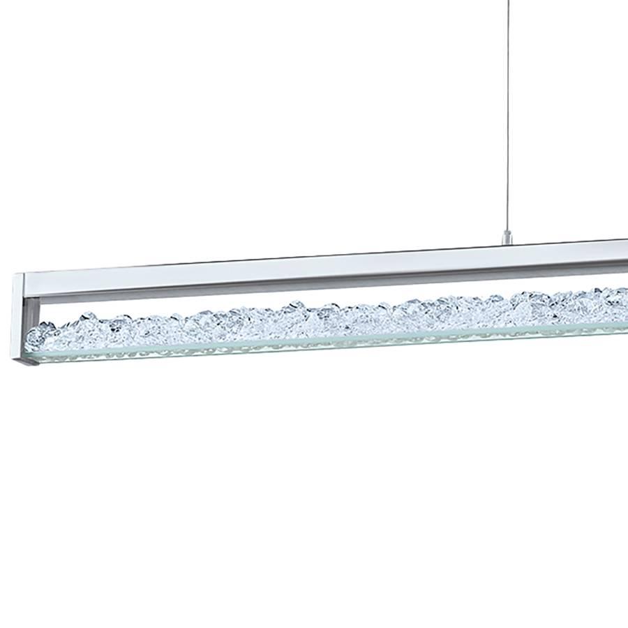 Aluminium6 pendelleuchte Led Cardito KristallglasStahlamp; flammig XZkiuOP