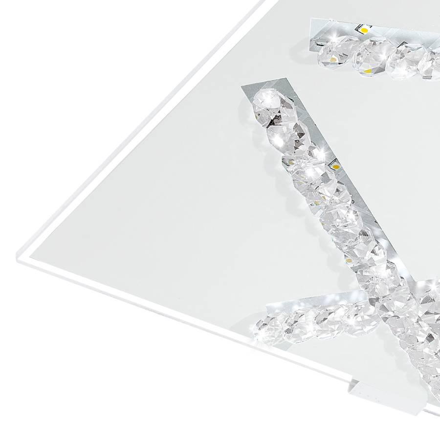 flammig KristallglasStahl1 deckenleuchte Led Led deckenleuchte Sorrenta PkuXZiO