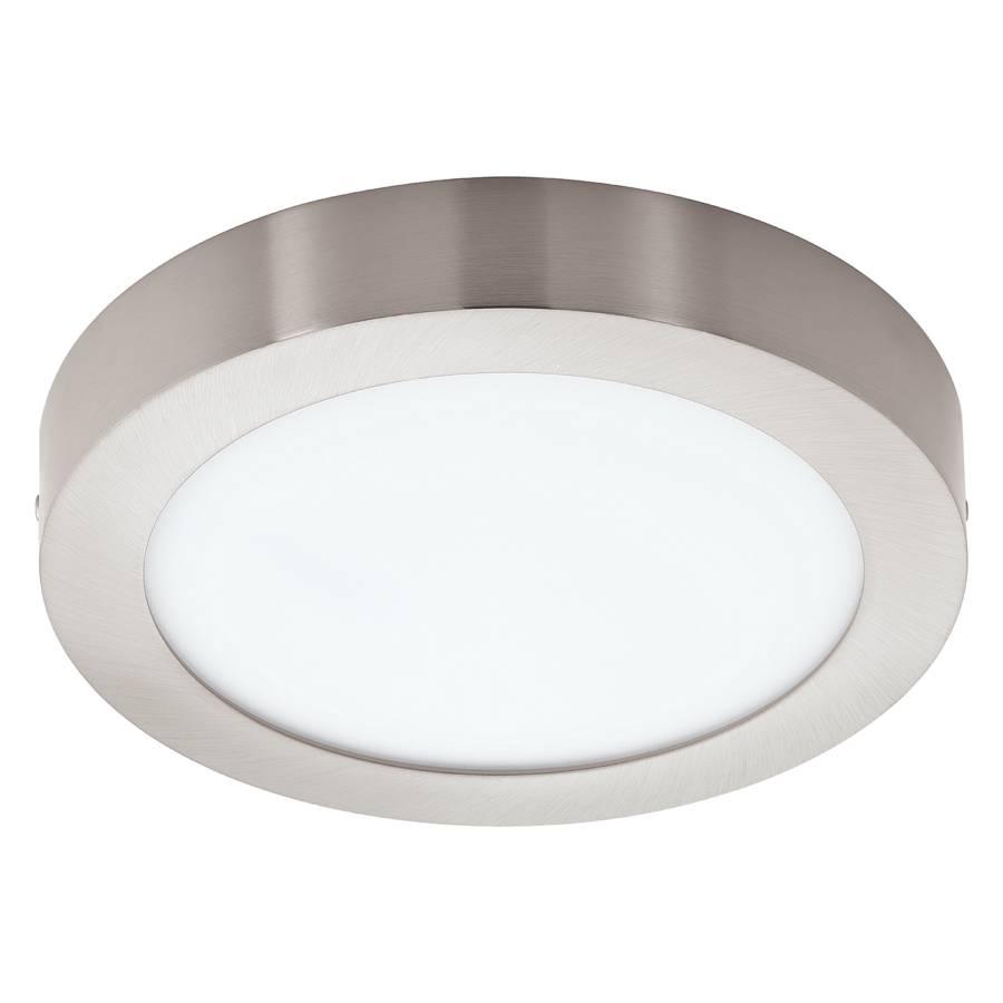 Matière Cm Plafonnier Fueva Blanc 30 Iii PlastiqueAcier1 Ampoule Argenté vm0ON8nw