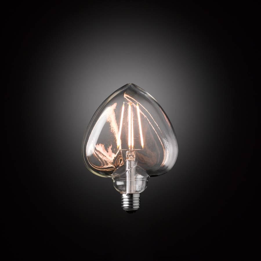 Led Finn I Glas1 flammig leuchtmittel nPk8XO0w