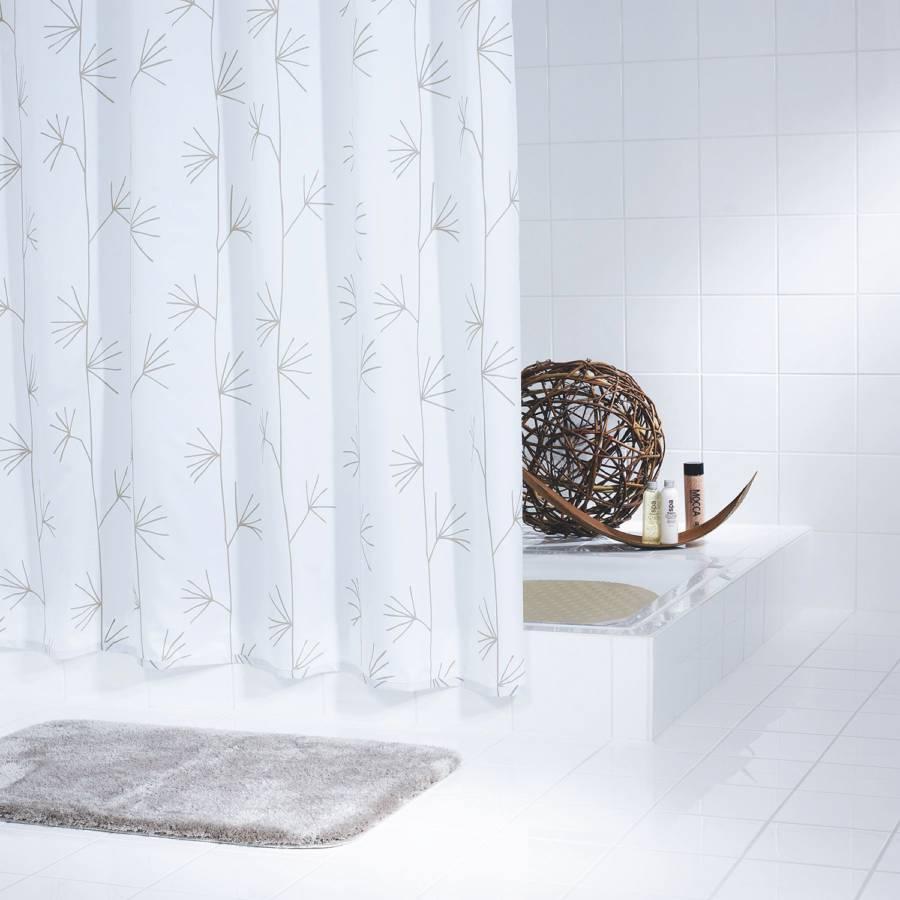 KunstfaserWeißStone Palm Duschvorhang Duschvorhang Palm Duschvorhang KunstfaserWeißStone rExeCdoQBW