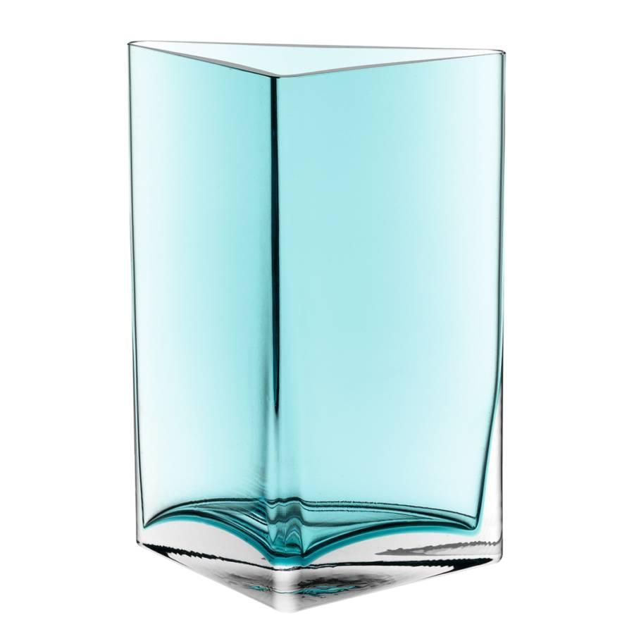 Ii Vase Cm Centro 23 KristallglasTürkis WHeDYE2I9
