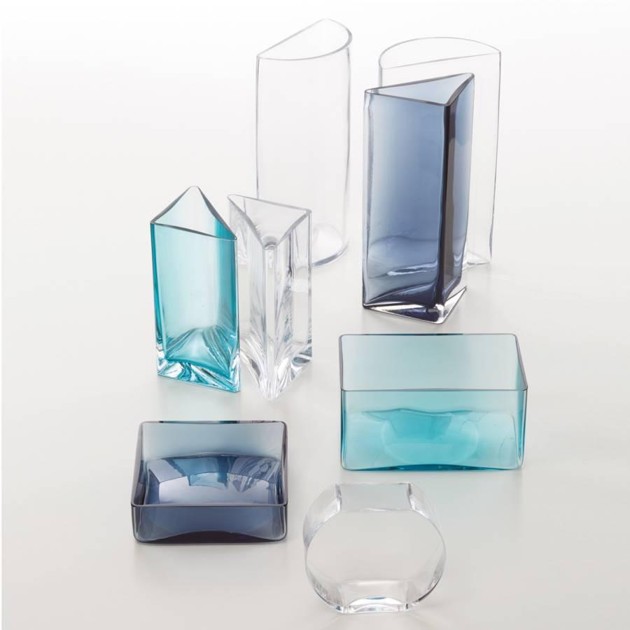 Centro Vase KristallglasTransparent 34 Iii Cm ZuXiTPOk