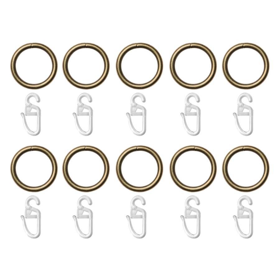 Antik Ringe Für AluminiumMessing Gardinenstangen Ringe wZTXPkiOu