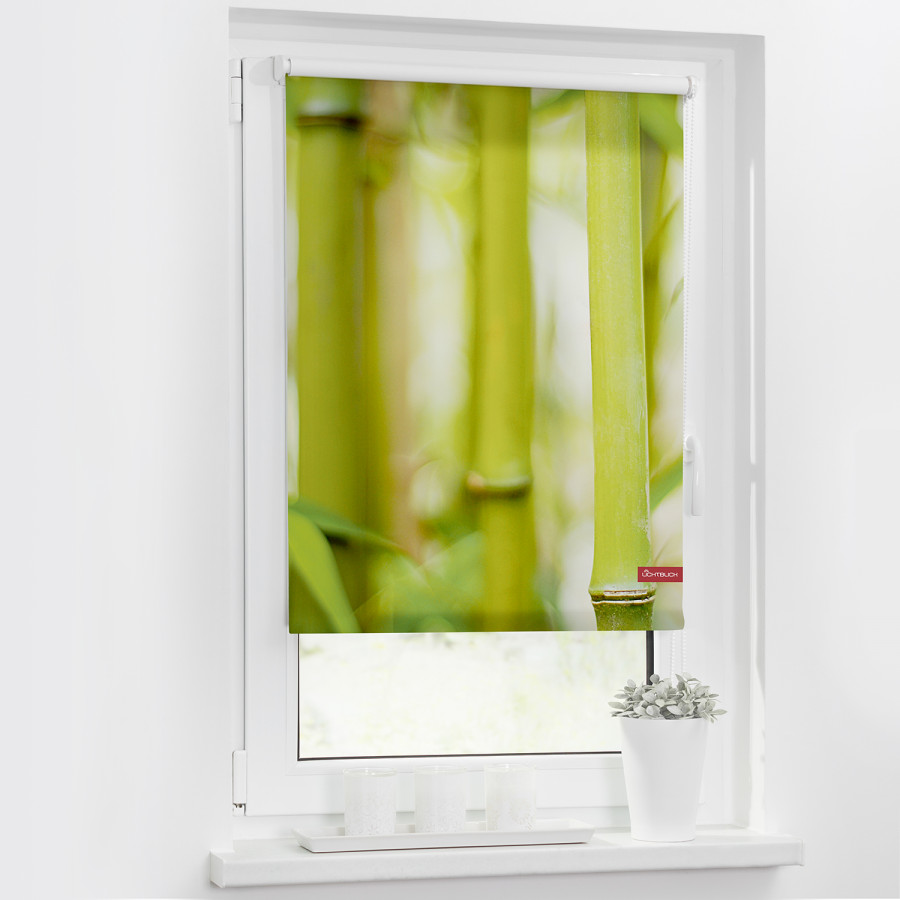 Rollo Bambus WebstoffGrün 60 X 150 Cm 08OPknXw