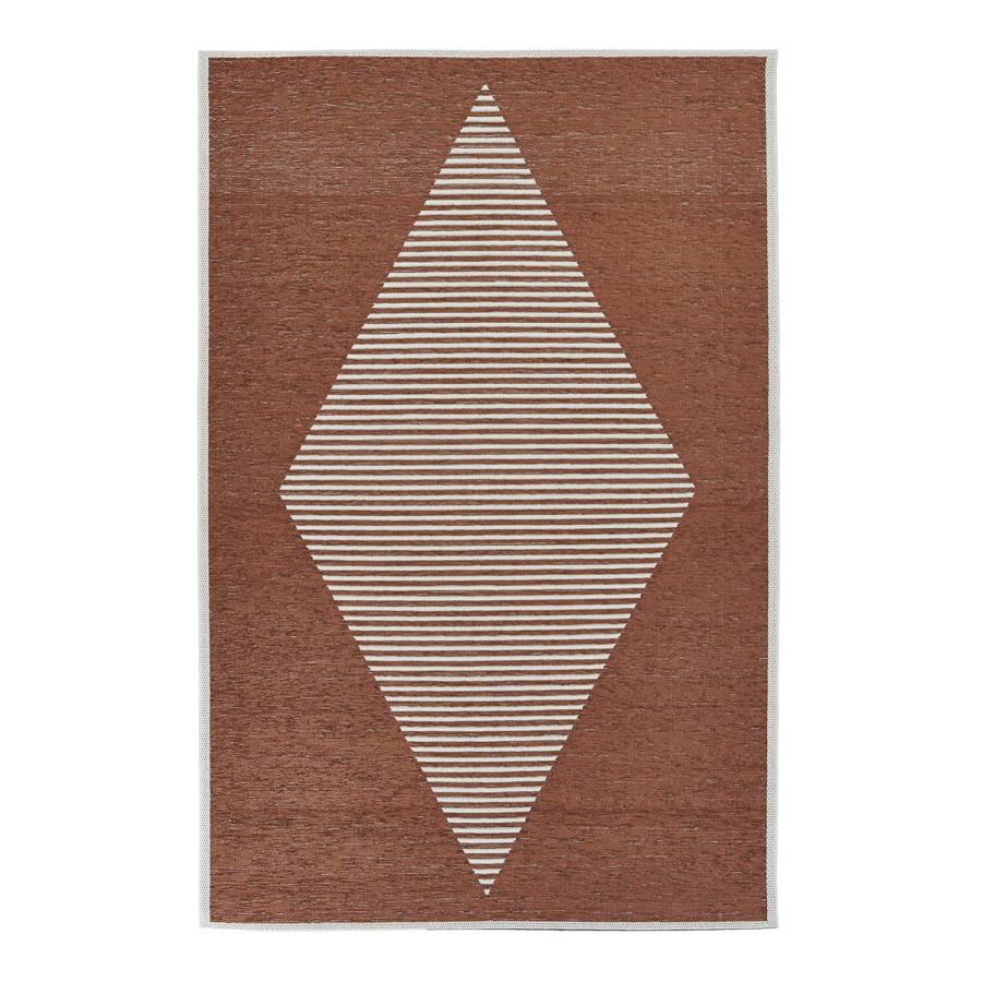 Tapis Salon Couleur Rouille tapis intérieur / extérieur panambi