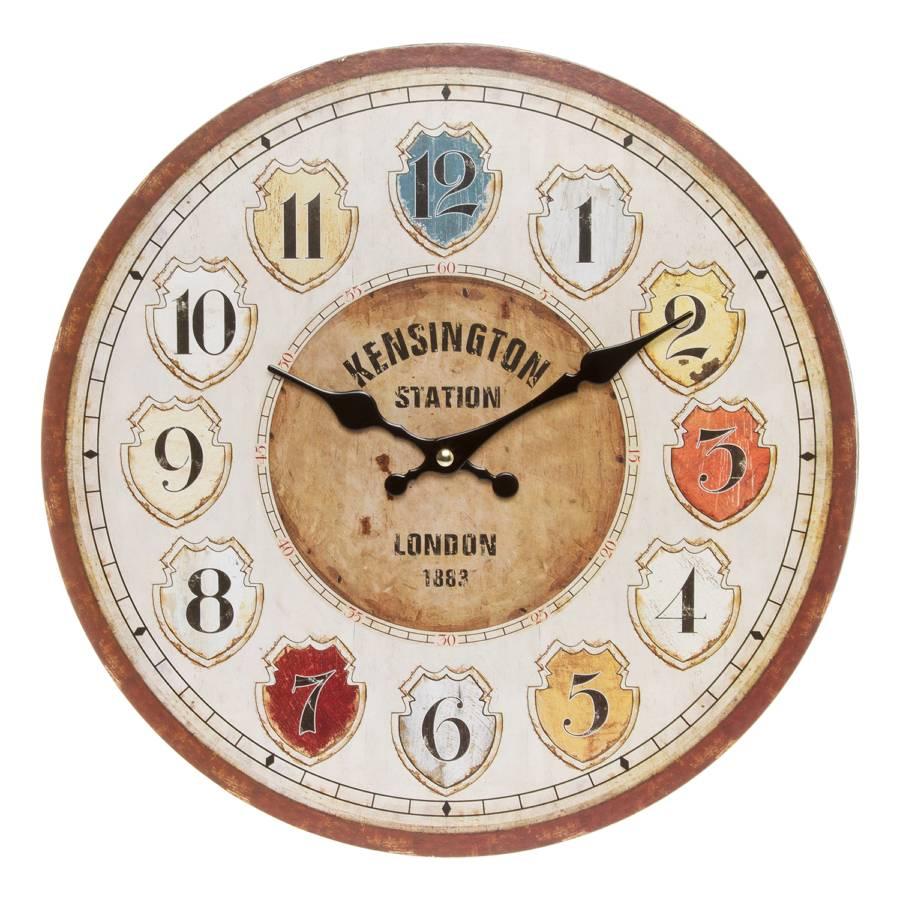 Kambalda Murale Horloge Horloge MdfMulticolore Murale Kambalda MdfMulticolore xodeWrCB