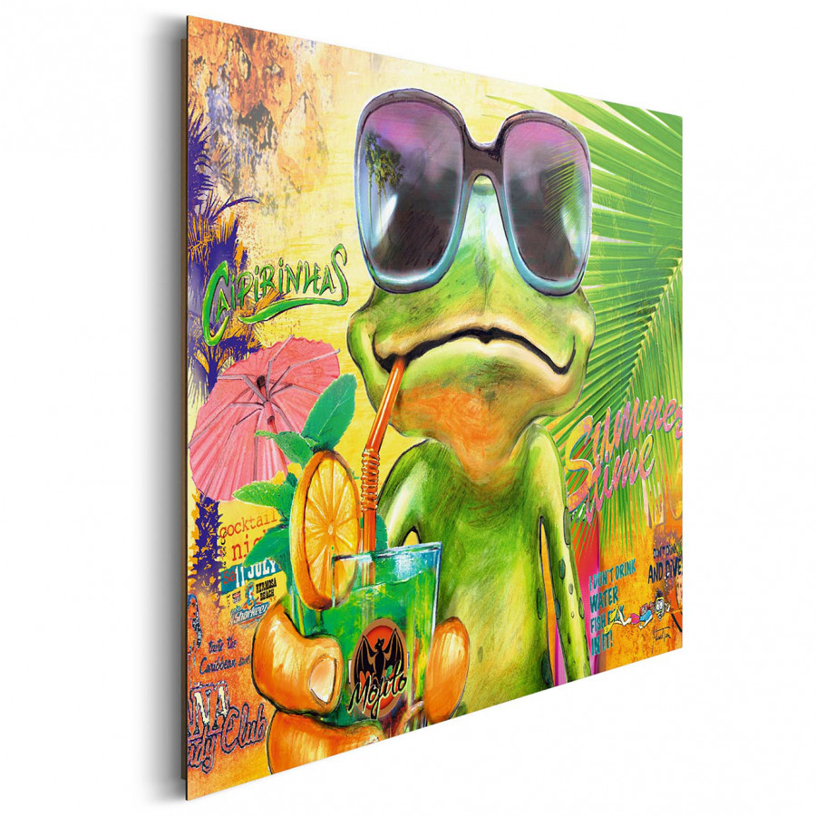 Frosch Sommerzeit Sommerzeit Bild Bild Bild Frosch CWdBorxe