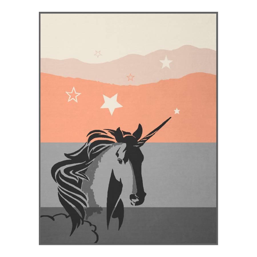 Webstoffmehrfarbig Plaid Unicorn Fancy Last Youngamp; WHIeE2YD9