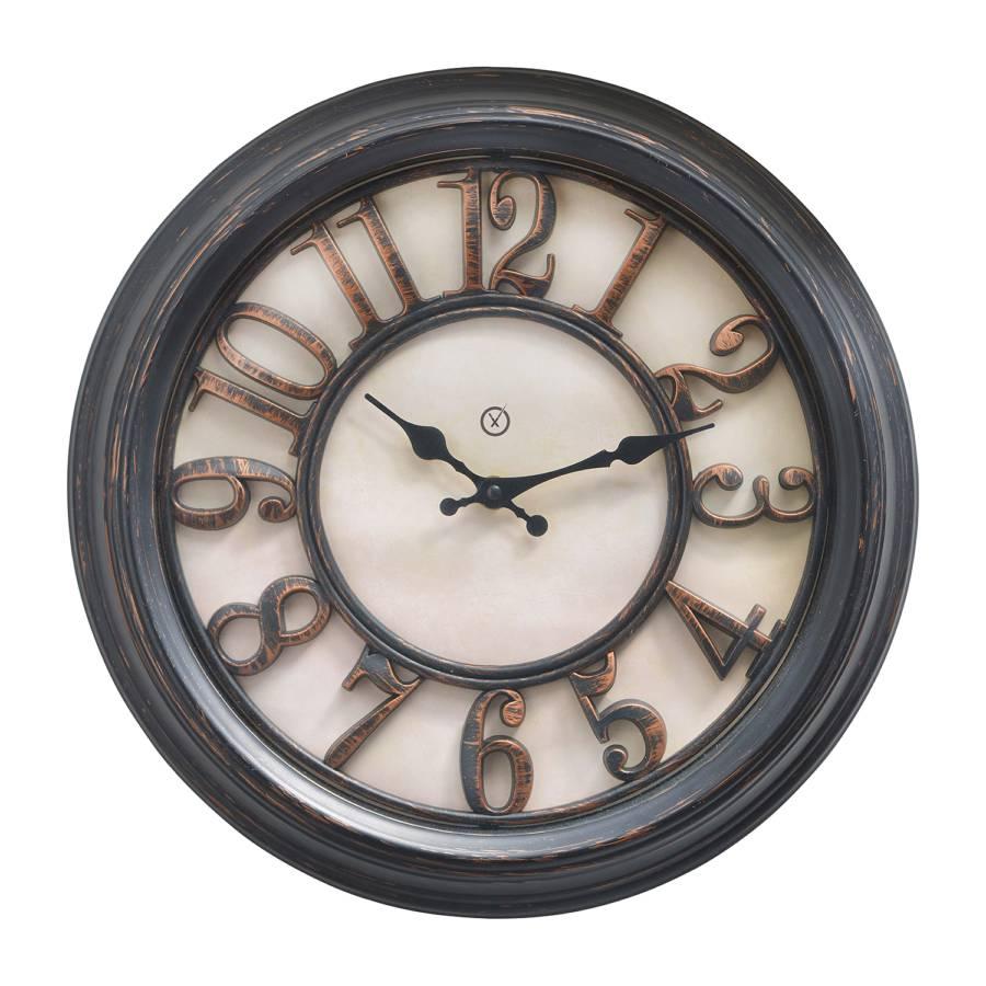 Liverpool I Horloge Matière PlastiqueBeige Murale 6Yb7gfy