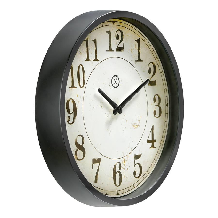 Horloge Murale Matière Glasgow Horloge Glasgow PlastiqueBeige Matière Murale CBQerdxoW