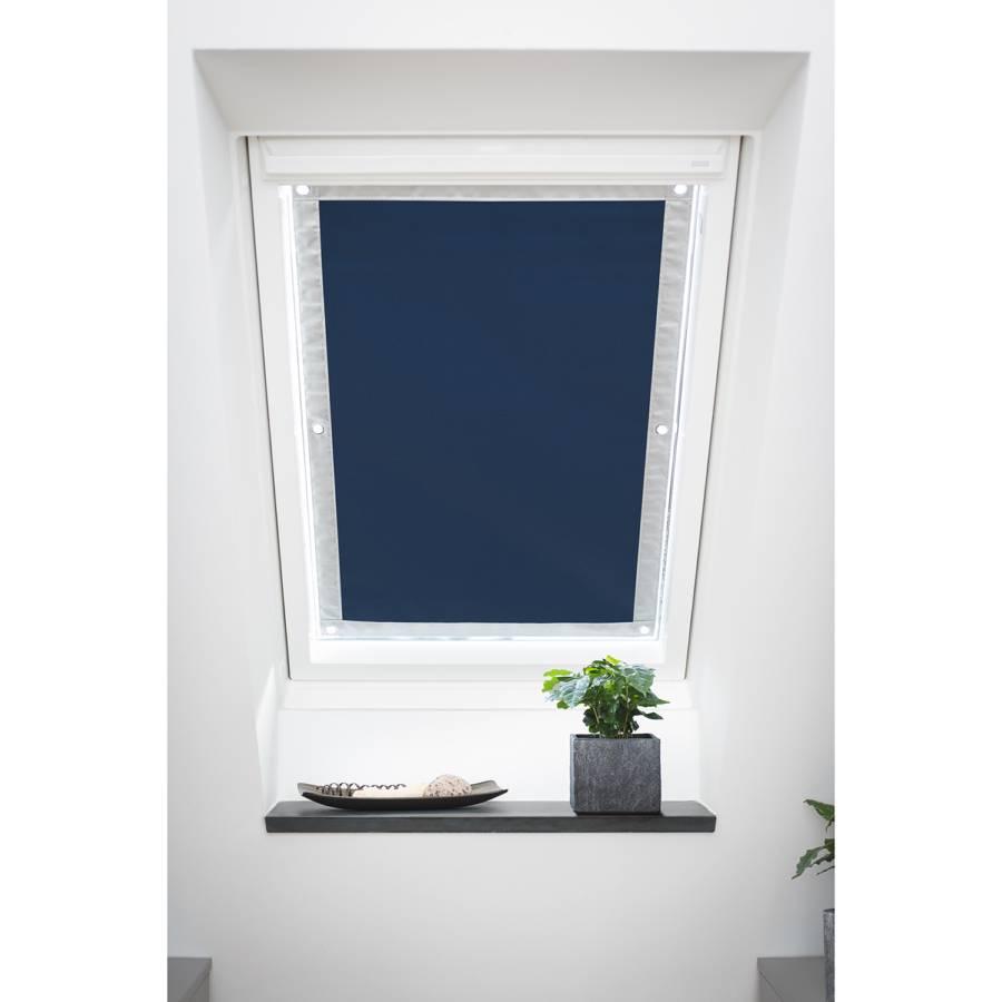 Haftfix Sonnenschutz Dunkelblau94 Dachfenster Cm X 97 YIb7vf6gy