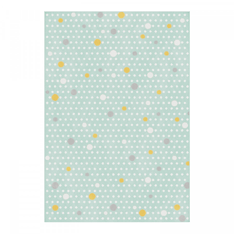 Tapis Vi SynthétiquesBleu Canvas Fibres Enfant wXOPZiTku
