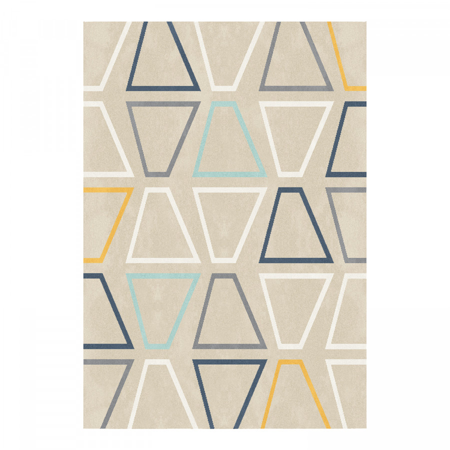 Cm SynthétiquesBeige X Tapis Canvas 230 160 Fibres Iv EI9WDH2