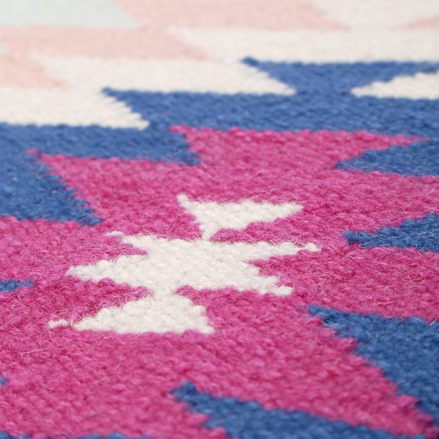 TextilBlauPink TextilBlauPink Aurel Wollteppich Aurel Wollteppich Wollteppich 80vNOPnymw