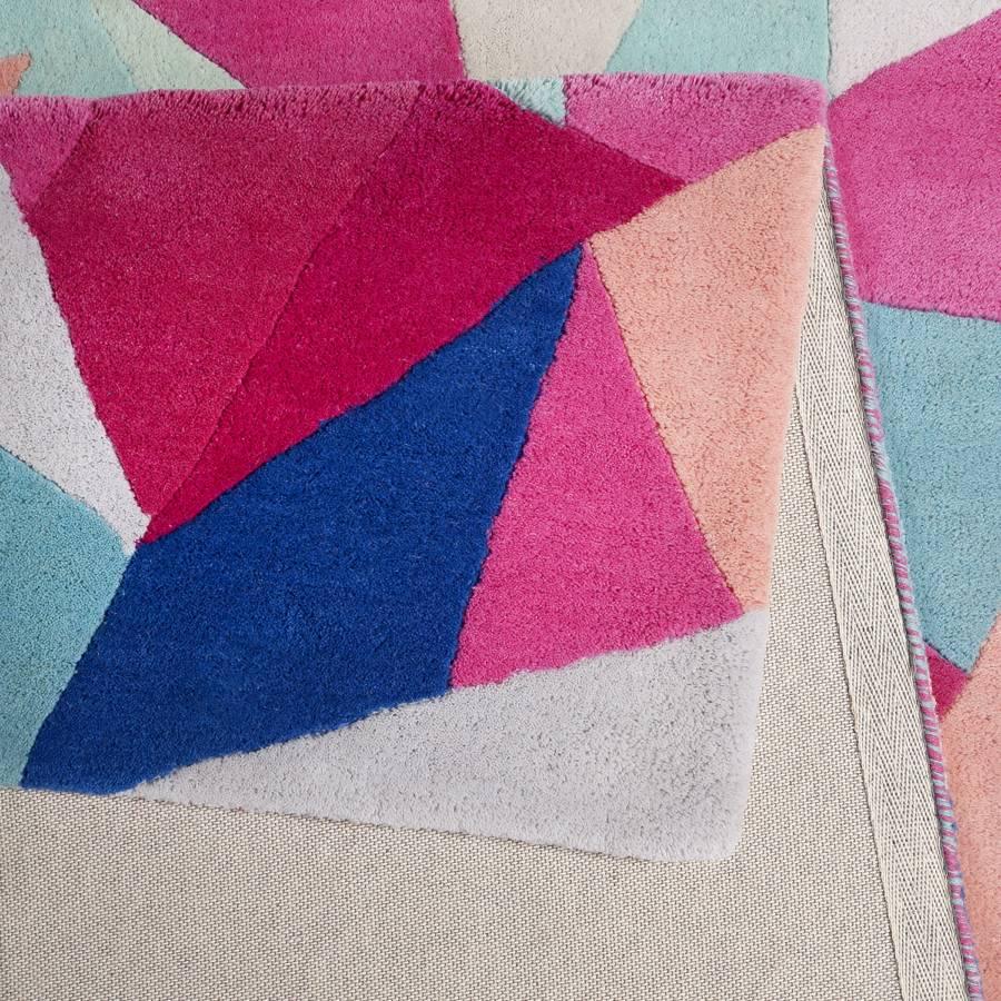 Triangulum TextilBlauPink Kurzflorteppich Triangulum Kurzflorteppich TextilBlauPink Triangulum TextilBlauPink Kurzflorteppich Triangulum Kurzflorteppich v8wmO0Nn