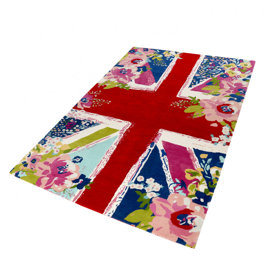 TissuRouge Tapis Kingdom Bloom Tapis Kingdom Bloom TissuRouge Carmin roWQdCEexB