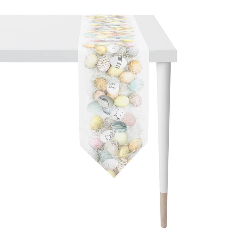 Lejre MischgewebeWeißPastell Tischband Tischband Tischband MischgewebeWeißPastell Lejre OkTiZPXu