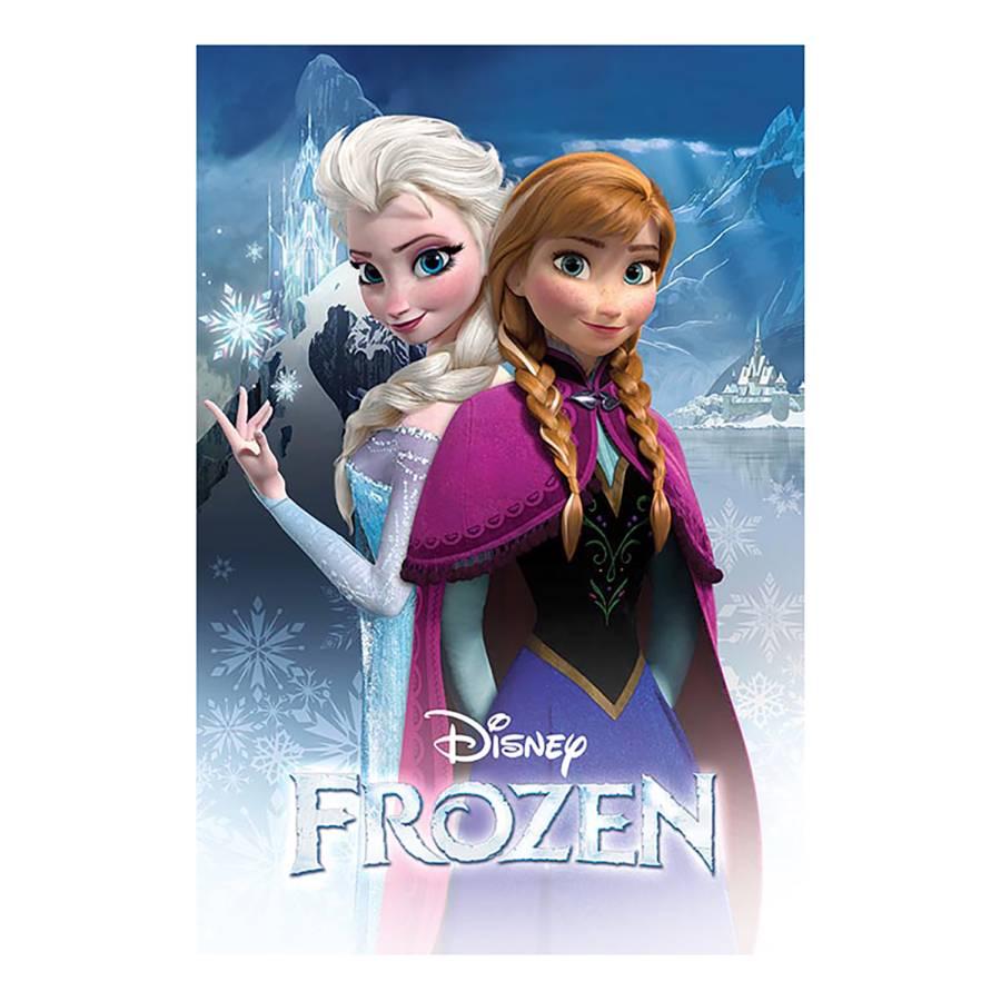 HolzfaserplatteMehrfarbig Bild Eiskönigin Mdfmitteldichte Auf Die Disney's Papier derCBxo