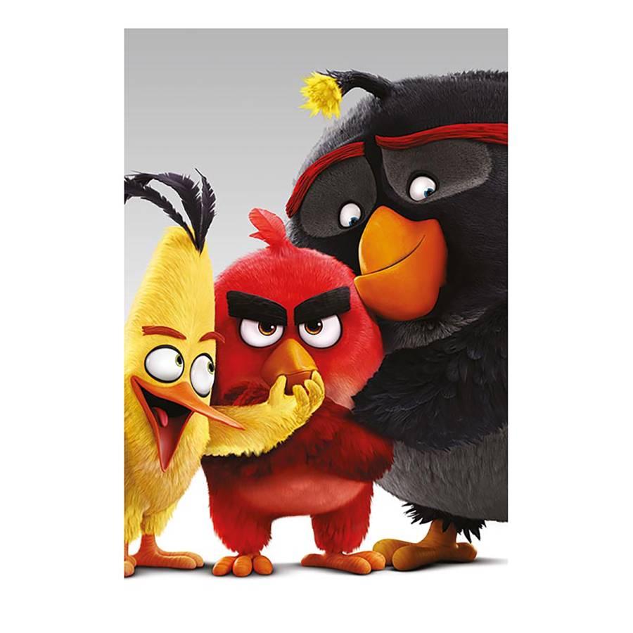 Papier Auf HolzfaserplatteMehrfarbig Angry Mdfmitteldichte Birds Bild Ii TlKc1FJ